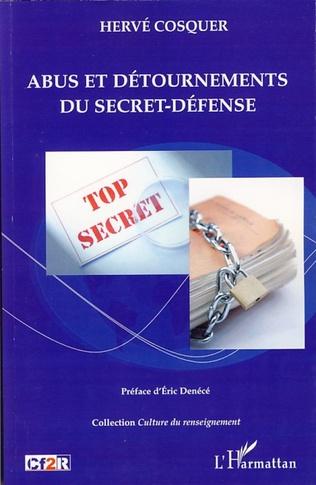 Couverture Abus et détournements du secret-défense