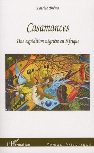 Couverture Casamances