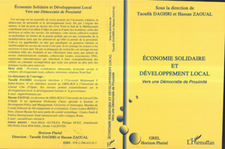 Couverture Economie solidaire et développement local