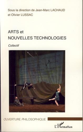 Couverture Arts et nouvelles technologies