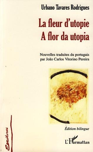 Couverture La fleur d'utopie