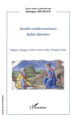 Couverture Identités Méditerranéennes