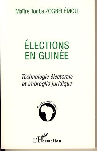 Couverture Elections en Guinée