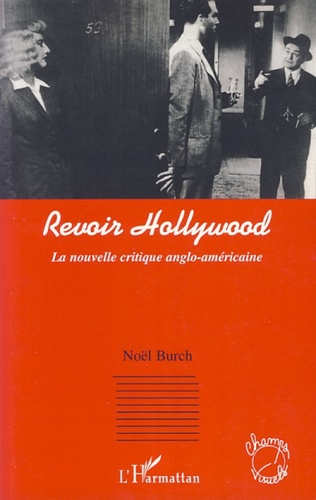 Couverture Revoir Hollywood