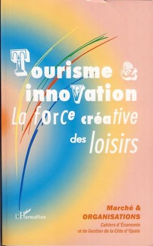 Couverture Tourisme et innovation