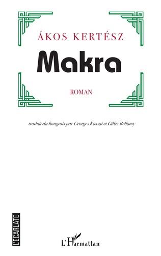 Couverture Makra