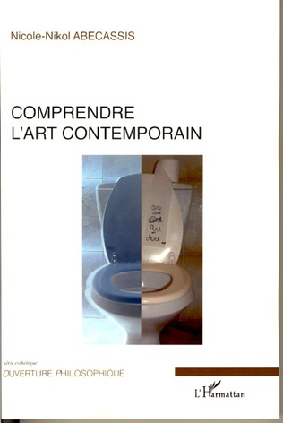 Couverture Comprendre l'art contemporain