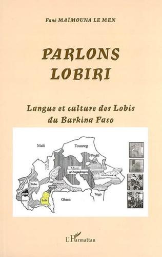Couverture Parlons Lobiri