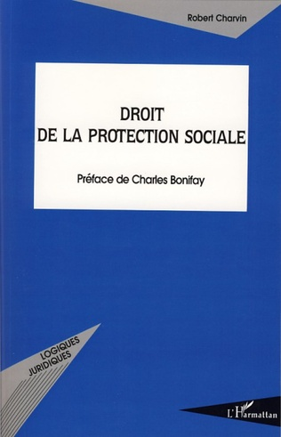 Couverture Droit de la protection sociale
