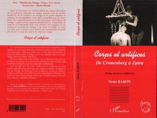 Couverture Corps et artifices