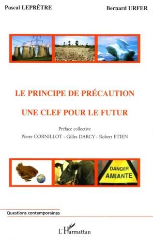 Couverture Le principe de précaution