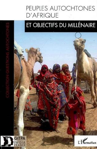 Couverture Peuples autochtones d'Afrique et objectifs du millénaire