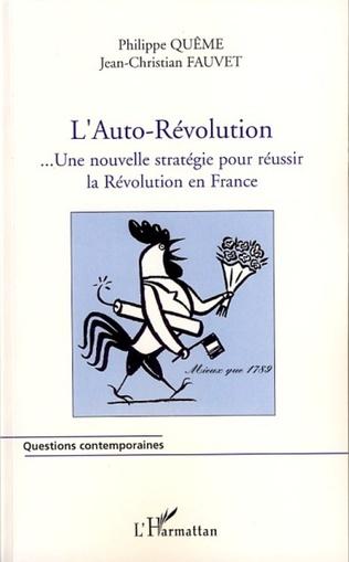 Couverture L'Auto-Révolution