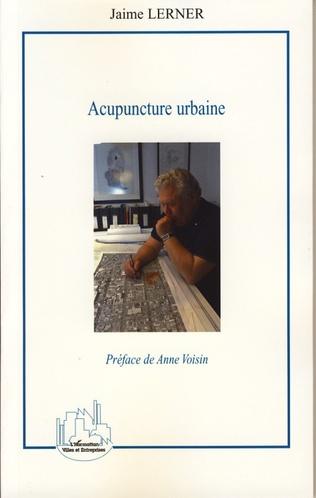 Couverture Acupuncture urbaine