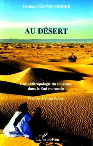 Couverture Au désert