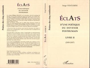 Couverture Eclats