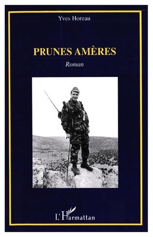 Couverture Prunes amères