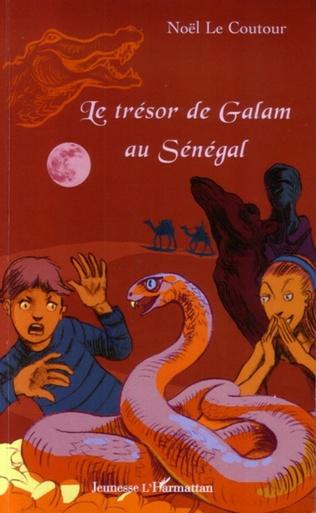 Couverture Le trésor de Galam au Sénégal