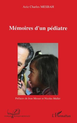 Couverture Mémoires d'un pédiatre