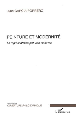 Couverture Peinture et modernité