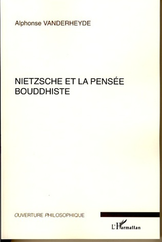 Couverture Nietzsche et la pensée bouddhiste