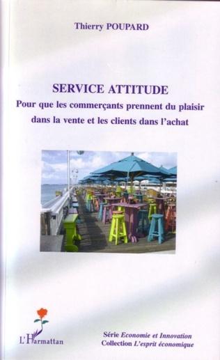 Couverture Service Attitude