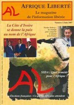 Couverture Afrique Liberté N°1