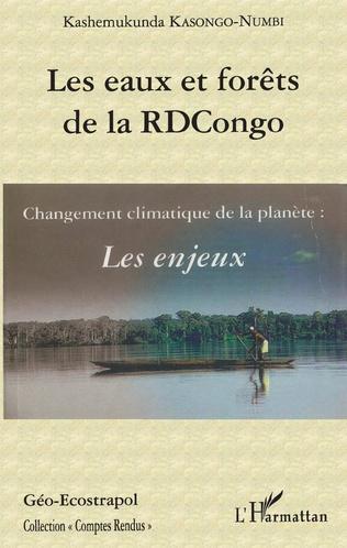 Couverture Les eaux et forêts de la RDCongo