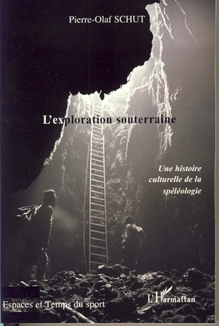 Couverture L'exploration souterraine