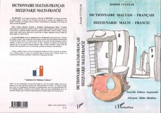 Couverture Dictionnaire maltais-français