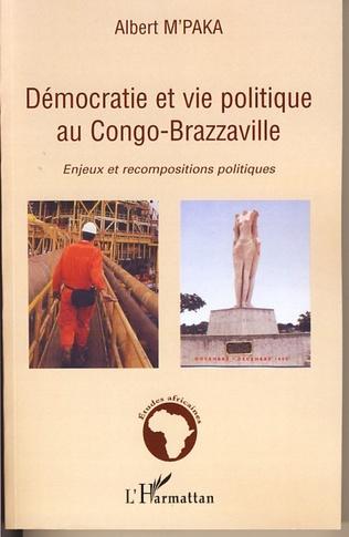 Couverture Démocratie et vie politique au Congo-Brazzaville