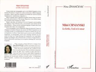 Couverture Milos Crnjanski
