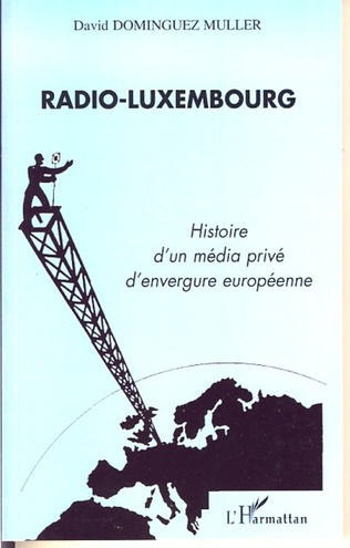Couverture Radio-Luxembourg