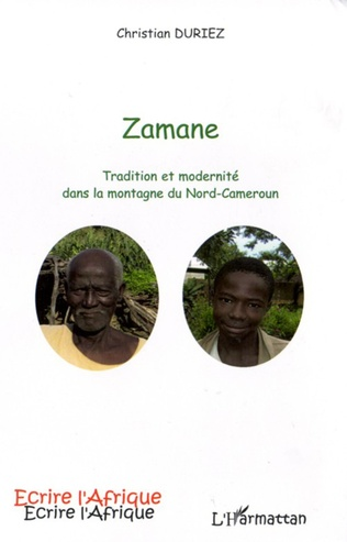 Couverture Zamane
