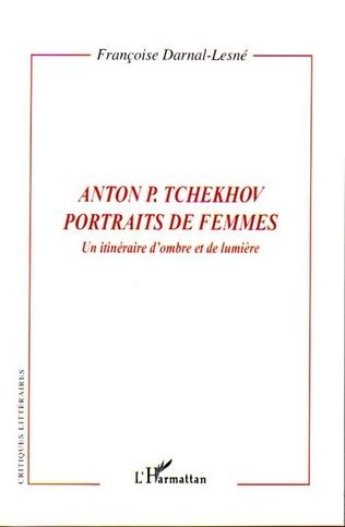 Couverture Anton P. Tchekhov portraits de femmes