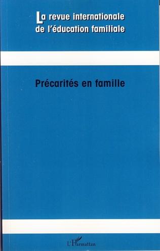 Couverture Précarités en famille