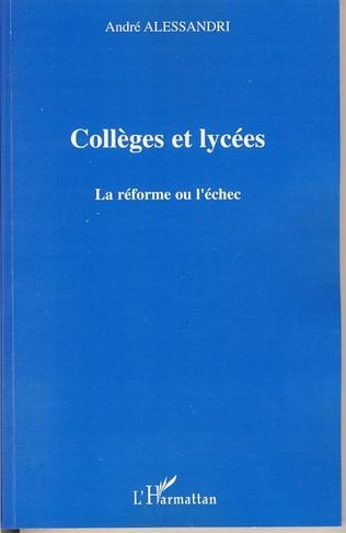 Couverture Collèges et Lycées