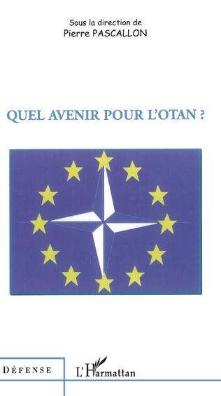 Couverture Quel avenir pour l'OTAN ?