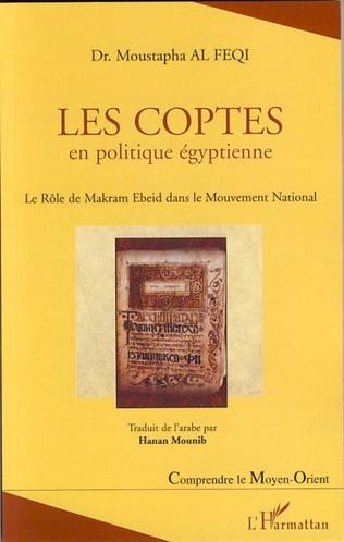 Les Coptes En Politique Egyptienne Le Role De Makram Ebeid