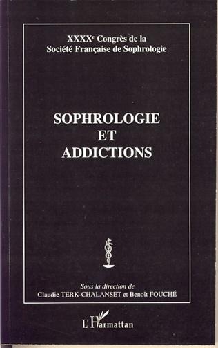 Couverture Sophrologie et addictologie