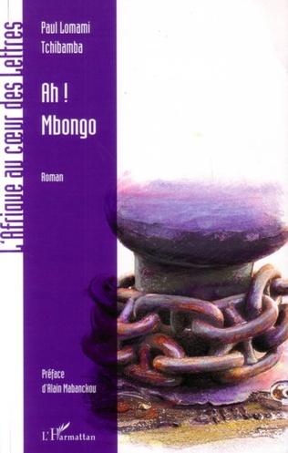 Couverture Ah! Mbongo