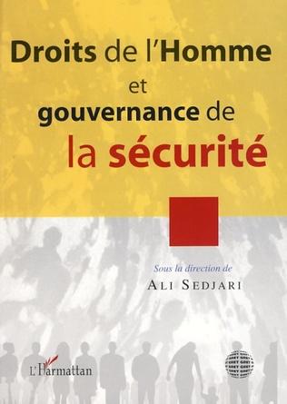 Couverture Droits de l'Homme et gouvernance de la sécurité