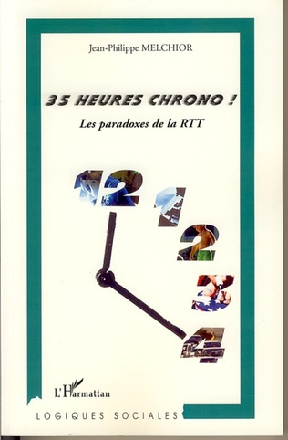 Couverture 35 heures chrono !