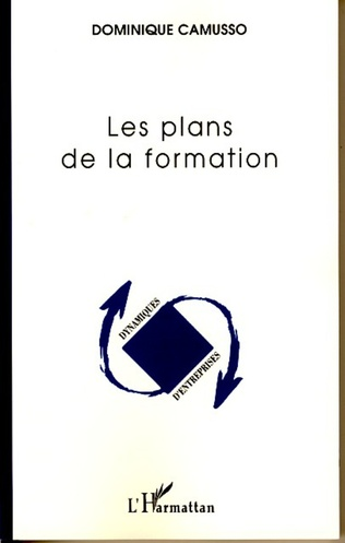 Couverture Les plans de la formation
