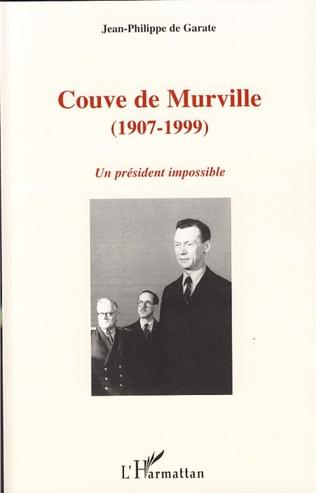 Couverture Couve de Murville (1907-1999)