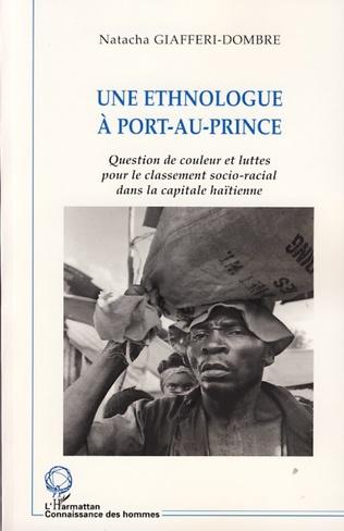 Couverture Une ethnologue à Port-au-Prince