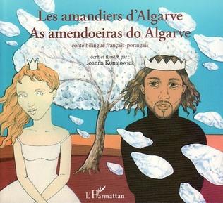 Couverture Les amandiers de l'Algarve