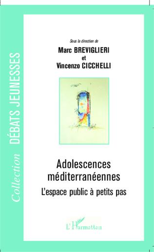 Couverture Adolescences méditerranéennes