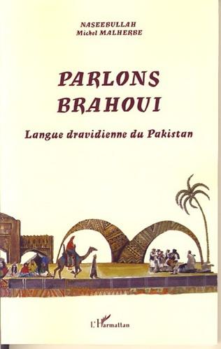 Couverture Parlons Brahoui