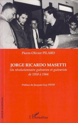 Couverture Jorge Ricardo Masetti